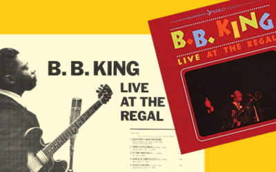 B.B. King – Live at the Regal