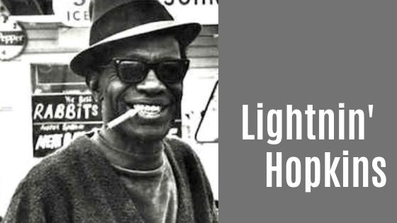 ฮิปเตอร์บ้านไร่(3) : Lightnin' Hopkins
